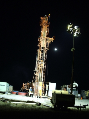 H&S Pic 2 -- drill rig